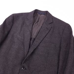 BROOKS BROTHERS Brown Cashmere Blend Jacket - 42S
